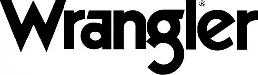 Wrangler's beautifully crafted wordmark.