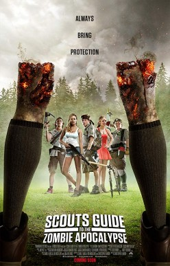 'Scouts Guide to the Zombie Apocalypse' - Movie Review