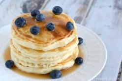 Yummy Blueberry Pancake and Gluten-Free Waffle Breakfast Recipes