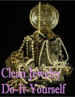 Clean Jewelry Diy