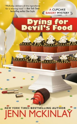 Book Review: Dying for Devil's Food by Jenn McKinlay