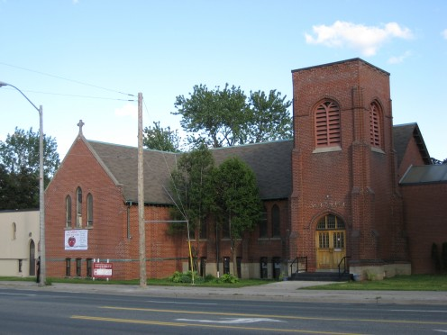 St. Timothy Anglican Church, Agincourt