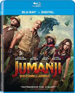 Movie Review: Jumanji: Welcome to the Jungle (2017)