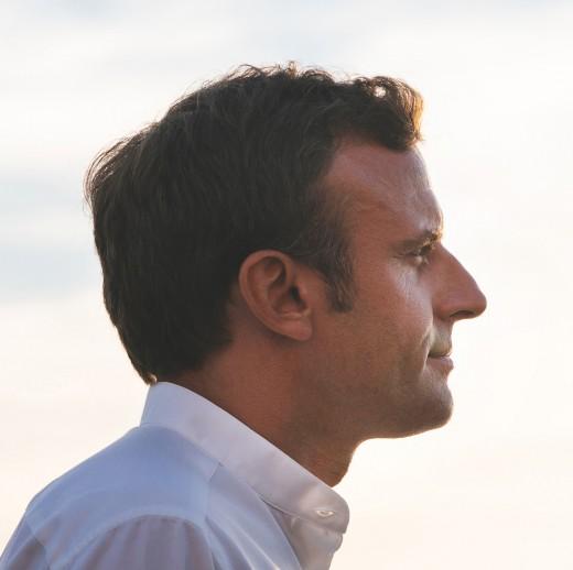 French President:  Emmanuel Macron