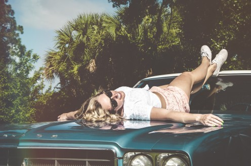 Interpreting a Recurring Dream of Your Car Rolling Backwards