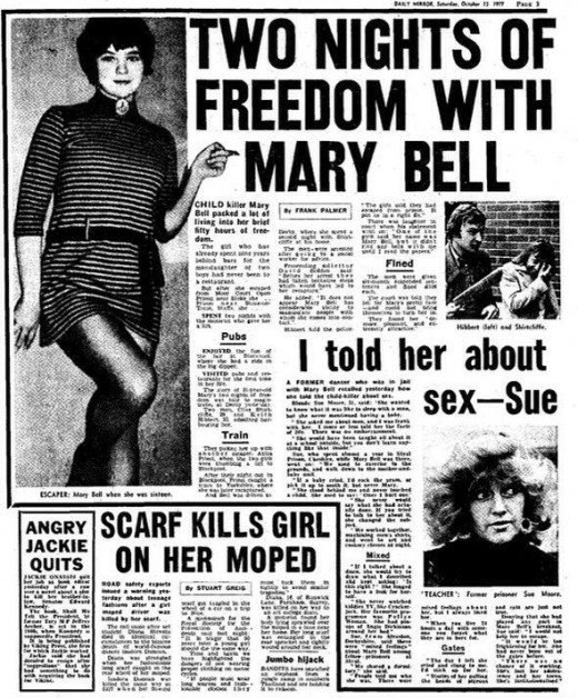 Mary Bell escapes