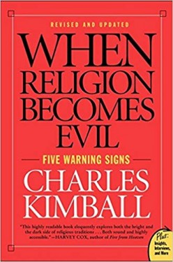 A Personal Reflection on When Religion Becomes Evil