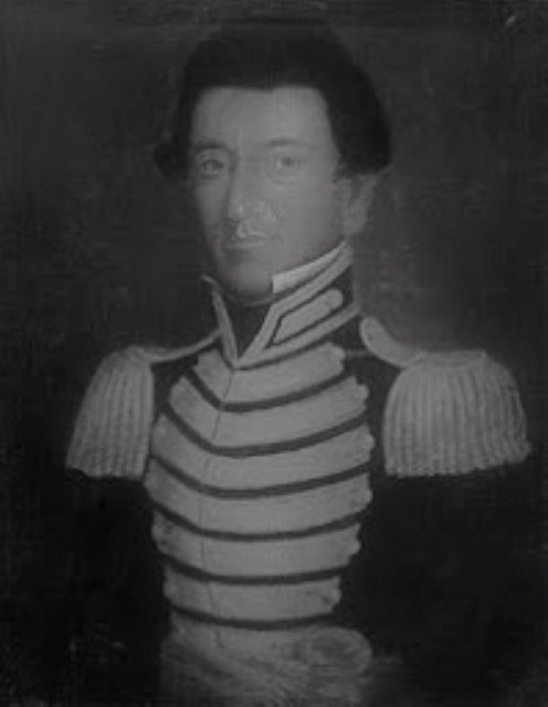 Juan Seguin, the solider for the freedom of Texas.