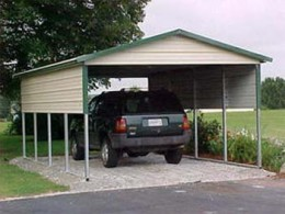 Metal Carport Kits Smart Durable And All Sizes