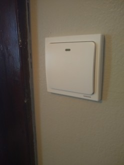 Old Home Pull-Cord / Pull-Chain Electrical Workaround: Analog, No Battery Light Switches