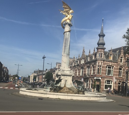 The famous dragon of 's-Hertogenbosch