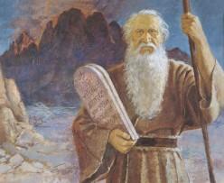 3 - Man Vs Scripture - the Law, 10 Commandments, God's Chosen People and Jesus