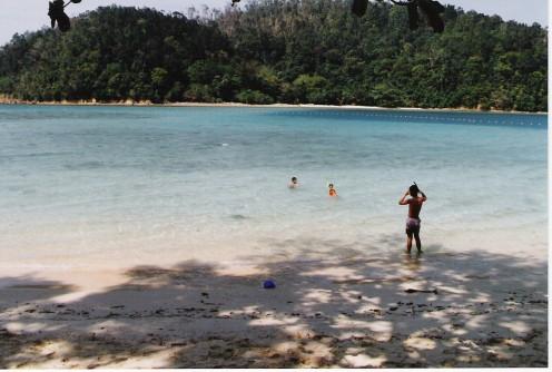 Pulua Sapi, Kota Kinabalu, Sabah, Malaysia.