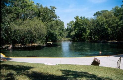 Wekiwa Springs State Park, Florida.