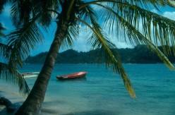Isla Grande, Panama.