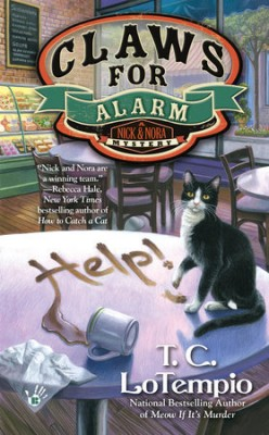Book Review: Claws For Alarm by T.C. LoTempio