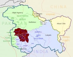 Kashmir Is a Bone of Neck for India After Abolished Article 370