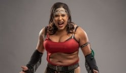 AEW Making History as Nyla Rose Enters Inaugural Women's Title Match