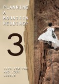 A Guide to Organizing a Mountain Wedding