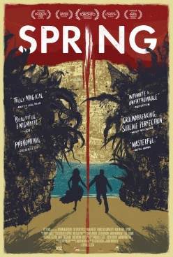 Spring (2014) Movie Review