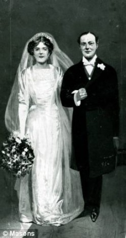 Of Love and Madness: The Marriage of Winston and Clementine Churchill