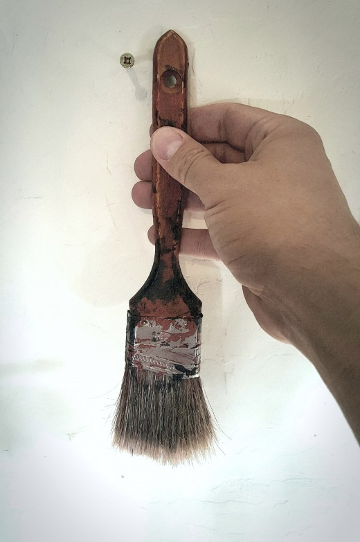 Hang Up The Brush