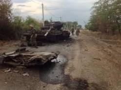 Russian Intervention in Ukraine: Battle for Iloviask 2014