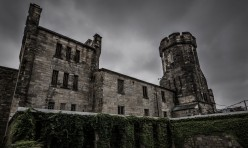 The Haunted Eastern State Penitentiary