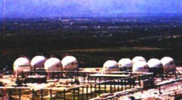 Pemex today.  Mexico's Salamanca refinery