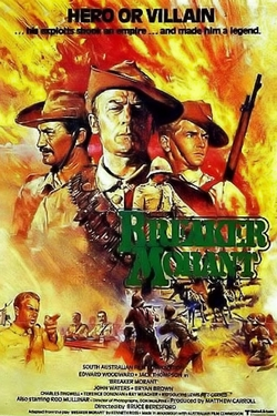 Breaker Morant, Theatrical Film Poster
