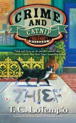 Book Review: Crime and Catnip by T.C. LoTempio