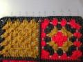 How to Crochet a Granny Square Corner Border