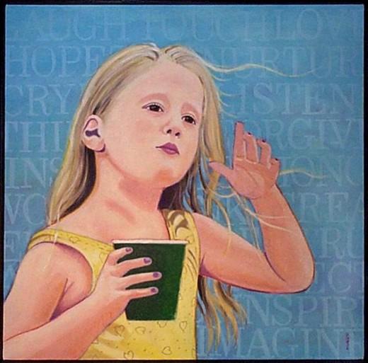 Portrait of Rebecca Ross