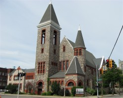 Lansing Downtown Churches: a Reflection of Spiritual Culture