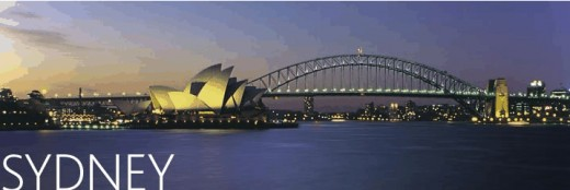 Sydney Opera House (left side) (http://www.sydneyaustralia.com/en/)