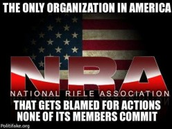 The NRA Is Not a Terrorist Organization