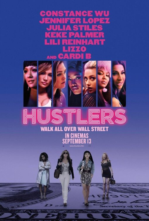Hustlers 2019 Movie Review Hubpages