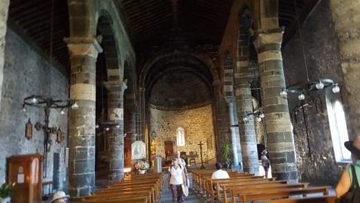 Santa Margherita d´Antiochia Church in Vernazza