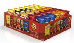 It's Tough to Beat Frito Lay For Snacking