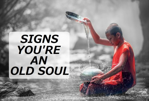 Signs You're An Old Soul