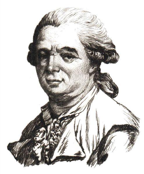 Franz Mesmer, founder of Mesmerism