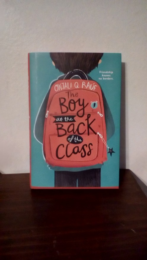 A timely novel for kids in today's society who might have a refugee friend in their classroom.  Gret read for ages 8-12.