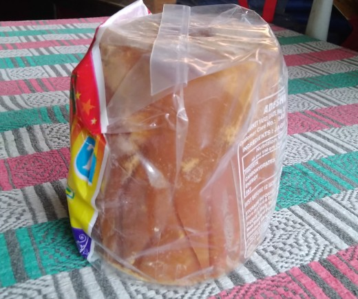Traditional Kolhapur jaggery package in India