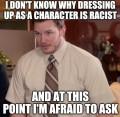Is Blackface a Big Deal?