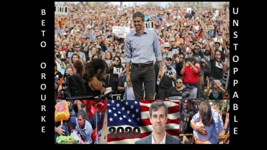 Beto O'Rourke, Unstoppable together