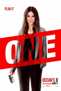 Ocean's Eight (2018) Movie Review