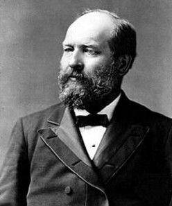 The Story of President James Garfield