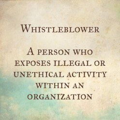 Whistleblower: Everything To Know About the Word