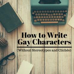 Writing Gay Characters