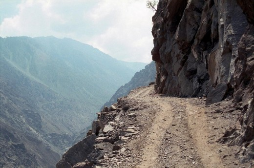 The Deathly Road to Fairy Meadows
